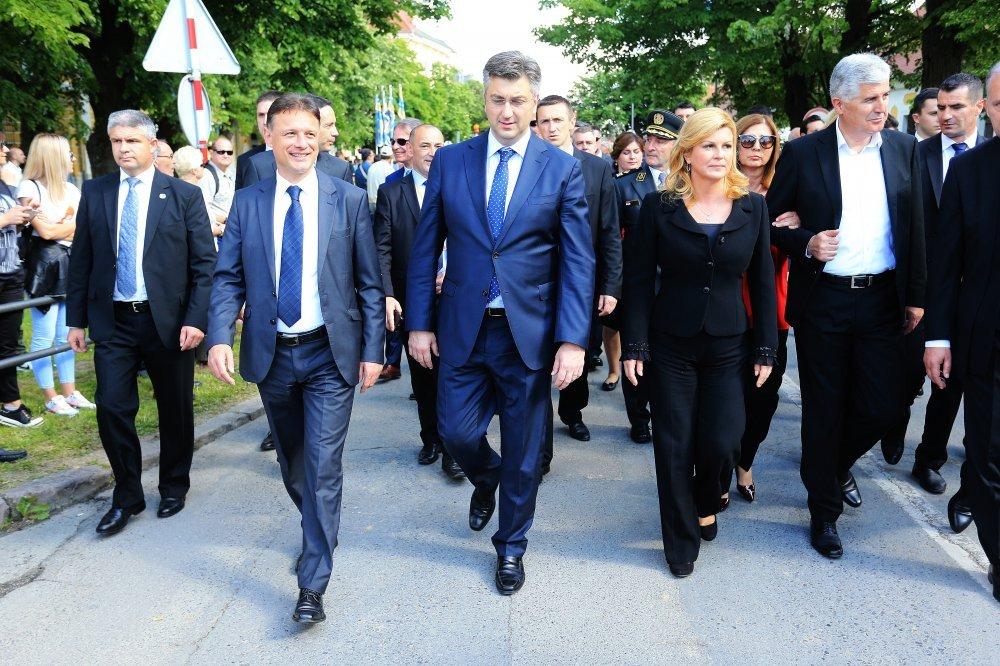 Image result for bozo ljubic i franjo tudjman fotos