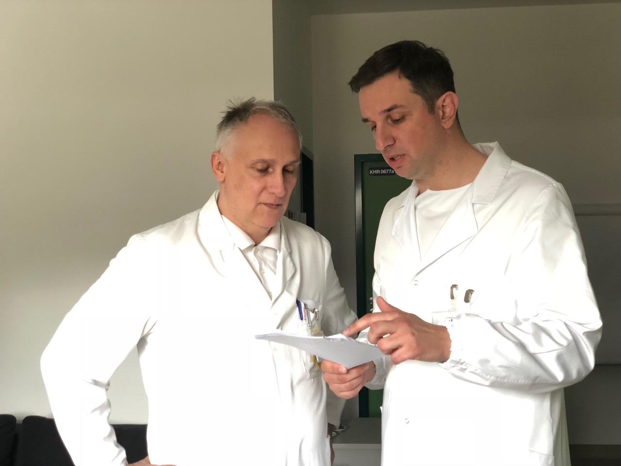U RANGU SA SVJETSKIM KLINIČKIM CENTRIMA: U KCUS-u prvi put samostalno urađena 'TEVAR procedura'