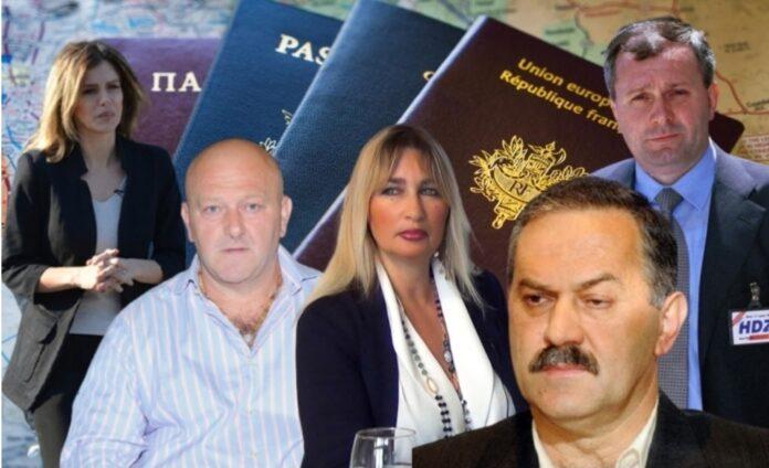 Blagodati dvojnog državljanstva: Ljubav prema